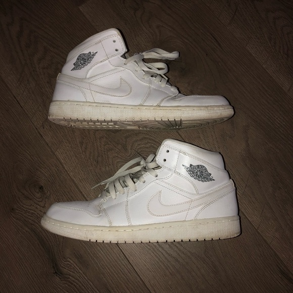 Nike Shoes High Top Air Jordan Air Force 1 Poshmark